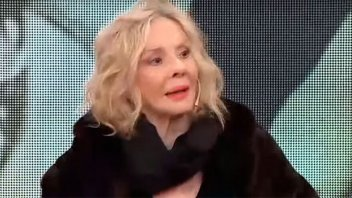 La actriz Libertad Leblanc está internada en terapia intensiva