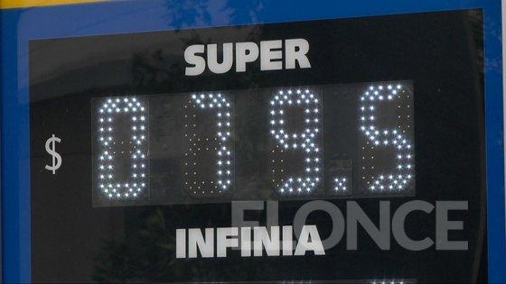 YPF adaptó su cartelería para un precio de tres dígitos: ¿se viene el aumento?