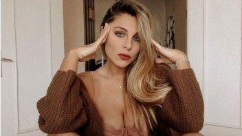 Ivana Icardi está embarazada: ya confirmó el sexo y nombre de su bebé