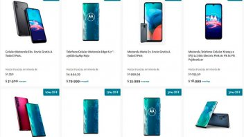 Los celulares que se pueden comprar en 18 cuotas sin interés por Banco Nación