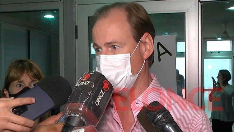 Bordet anunció que el sábado comenzará la vacunación a docentes entrerrianos