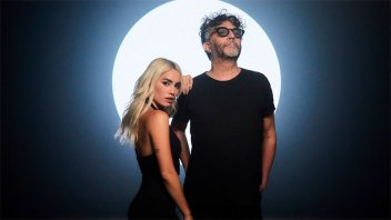Fito Páez y Lali Espósito lanzaron el videoclip