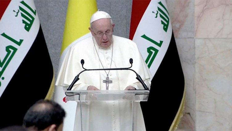 Francisco en Irak: