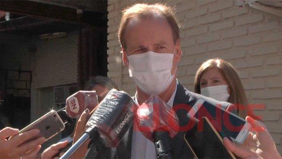 Covid19: Bordet anunció la llegada de otras 12.500 dosis de vacunas a Entre Ríos
