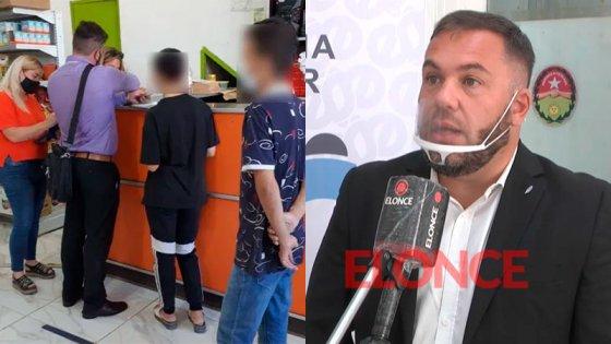 Inspección en supermercado asiático: detectaron irregularidades en pasaportes