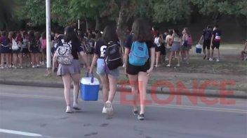 UPD en Paraná: dos chicas se descompusieron por ingesta de bebidas alcohólicas