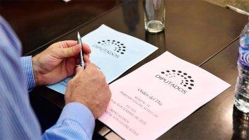 La legislatura deberá modificar párrafos de la Ley Procesal de Familia