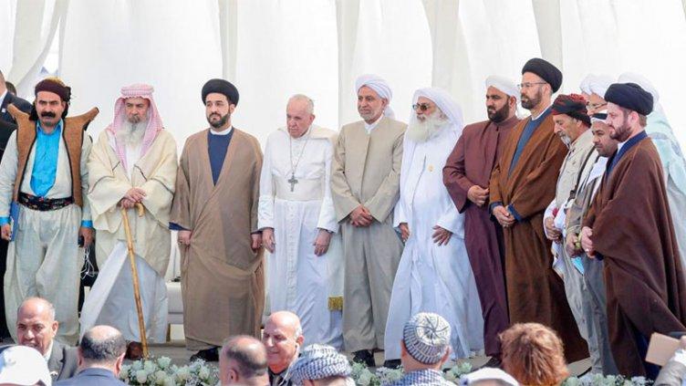 Francisco indicó que el extremismo y la violencia