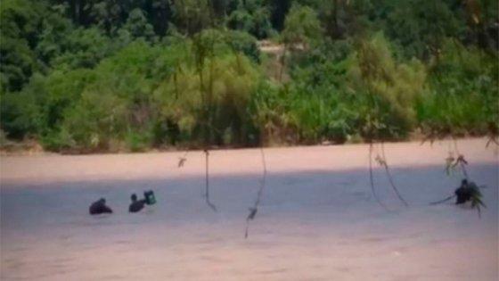 Tragedia: el río Bermejo volvió a arrastrar a personas y hay dos muertos