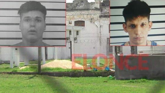 Búsqueda de dos prófugos de la cárcel de Paraná: por qué estaban condenados