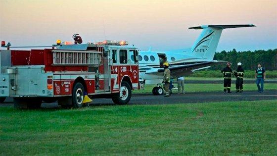 Avión aterrizó de emergencia en aeropuerto de Concordia: Había humo en la cabina