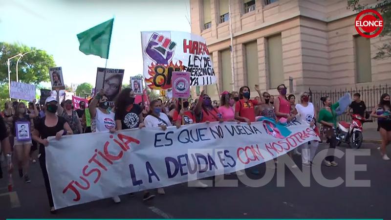 Paraná se suma a la marcha por el Día Internacional de la Mujer