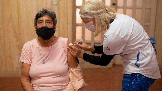 Coronavirus: Argentina lleva aplicadas más de 5,3 millones de vacunas