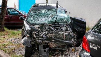 Picada mortal en Rosario: el conductor pidió domiciliaria, pero se la rechazaron
