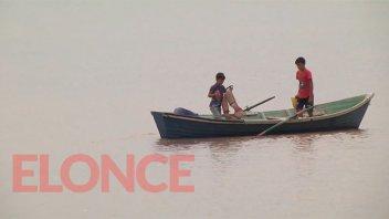 Se prorrogan las restricciones a la pesca comercial y deportiva en el río Paraná