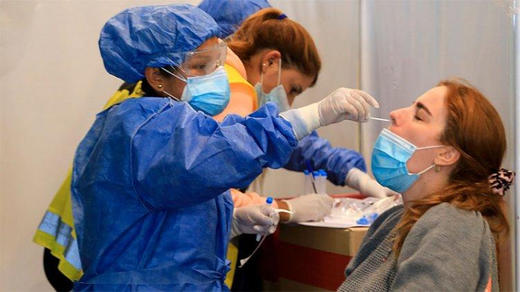 Reportaron otras 170 muertes y 18.024 nuevos contagios de Covid-19 en Argentina
