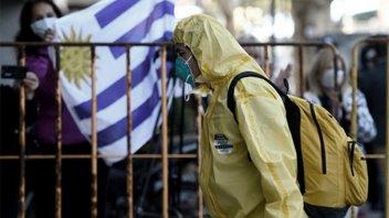 Covid-19: Uruguay prepara un plan de