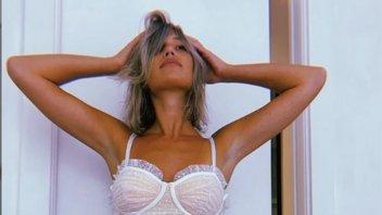 """""""Lista para ustedes"""": Stefi Roitman exhibió su cambio de look"""