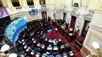 El Senado convirtió en Ley las reformas de Ganancias y del Monotributo
