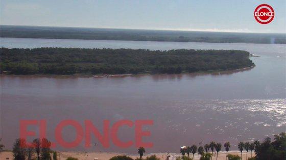 El Paraná creció