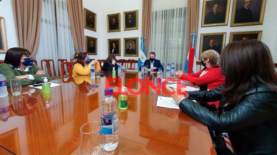 UPCN acordó con el gobierno reuniones técnicas y luego convocatoria a paritarias
