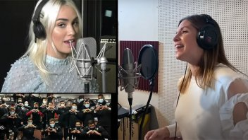 Cantantes latinos y españoles unidos en un nuevo