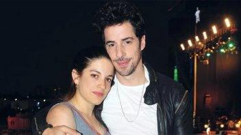 Esteban Lamothe contó que se graba con su novia en la intimidad