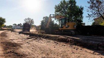 Parque Lineal Urbano Sur: la municipalidad dialogó con vecinos sobre la obra