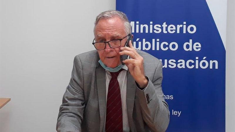 El doctor Marcelo Fontana.