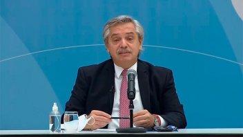 Alberto Fernández celebró que EEUU apoye el levantamiento de las patentes