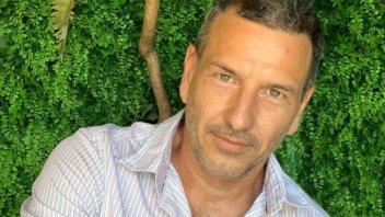 Lejos de la actuación, el llamativo nuevo oficio de Federico Amador