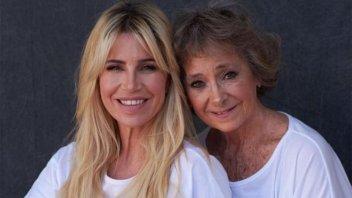 Desesperado pedido de Florencia Peña por la salud de su mamá