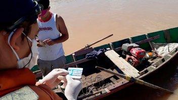 Recurso ictícola: rige el cupo de extracción a la pesca comercial en Entre Ríos