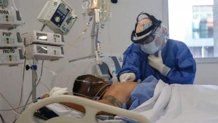 Confirmaron 496 muertes y 24.475 nuevos contagios en las últimas 24 horas