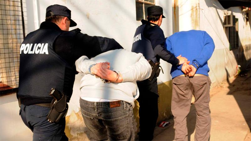 Dos detenidos en Jujuy