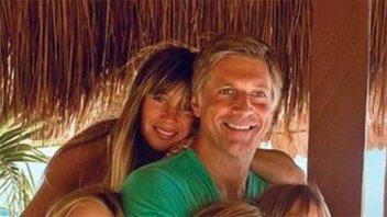 """Horacio Cabak, envuelto en un escándalo familiar por """"infidelidades"""""""