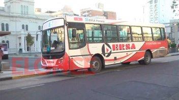Este sábado, por el día del Trabajador, no hay transporte urbano en Paraná