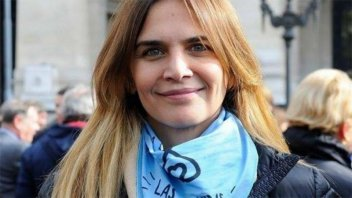 "Amalia Granata: ""En febrero me operé, me ligué las trompas"""
