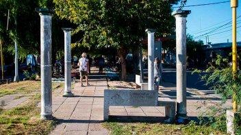 Pondrán en valor el Paseo Ituzaingó: Bahl firmó el llamado a licitación