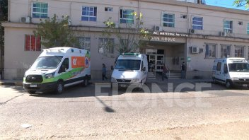 Trabajadores del hospital San Roque comenzarán a realizar retención de servicio