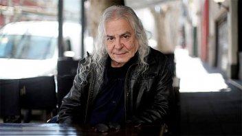 Rodolfo García, histórico músico del rock argentino con muerte cerebral por ACV