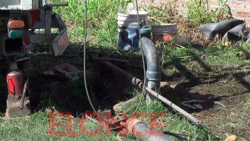 Reemplazo de una bomba en barrio Paraná V puede afectar la distribución de agua