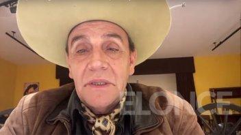 """Chaqueño Palavecino en Elonce TV: """"Siempre fui fiel a mis convicciones"""""""
