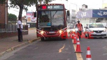 Tras las restricciones, advierten una merma  en el uso de colectivos urbanos