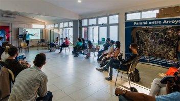 Avanza la conformación del Comité de Cuencas La Santiagueña