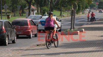Buscan conocer hábitos y dificultades a la hora de circular en bicicleta