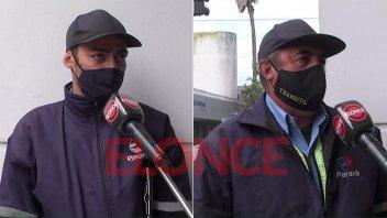 """Inspectores denunciaron a policía por """"entorpecer un operativo de Tránsito"""""""
