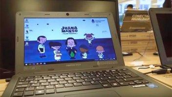 Tierra del Fuego fabricará 108.000 notebooks para plan federal de conectividad