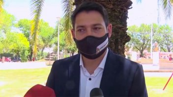 Intendente de Aldea San Antonio deja su cargo para desempeñarse en el Enohsa