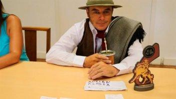 Falleció jinete que hizo una travesía hasta la Fiesta del Caballo de Urdinarrain